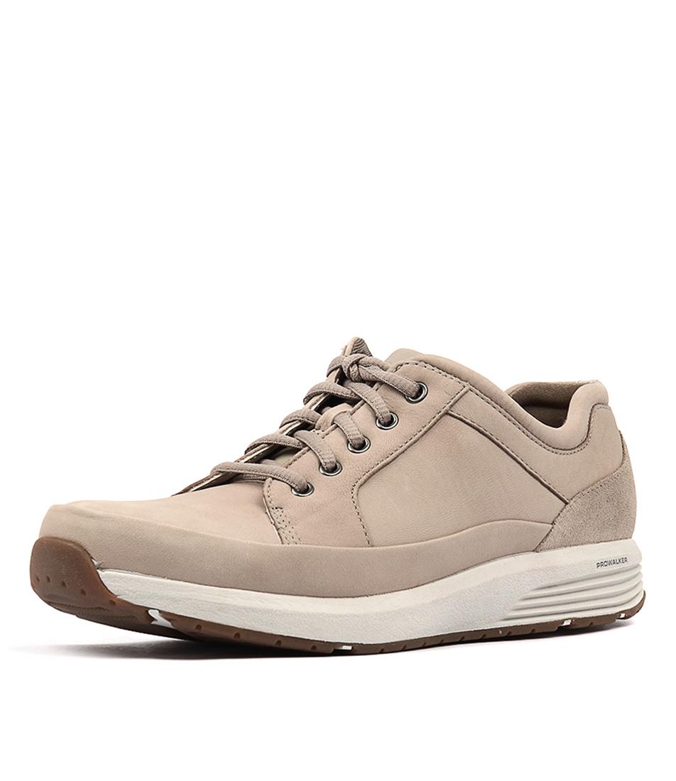 Rockport Trustride Prowalker Stone Sneakers