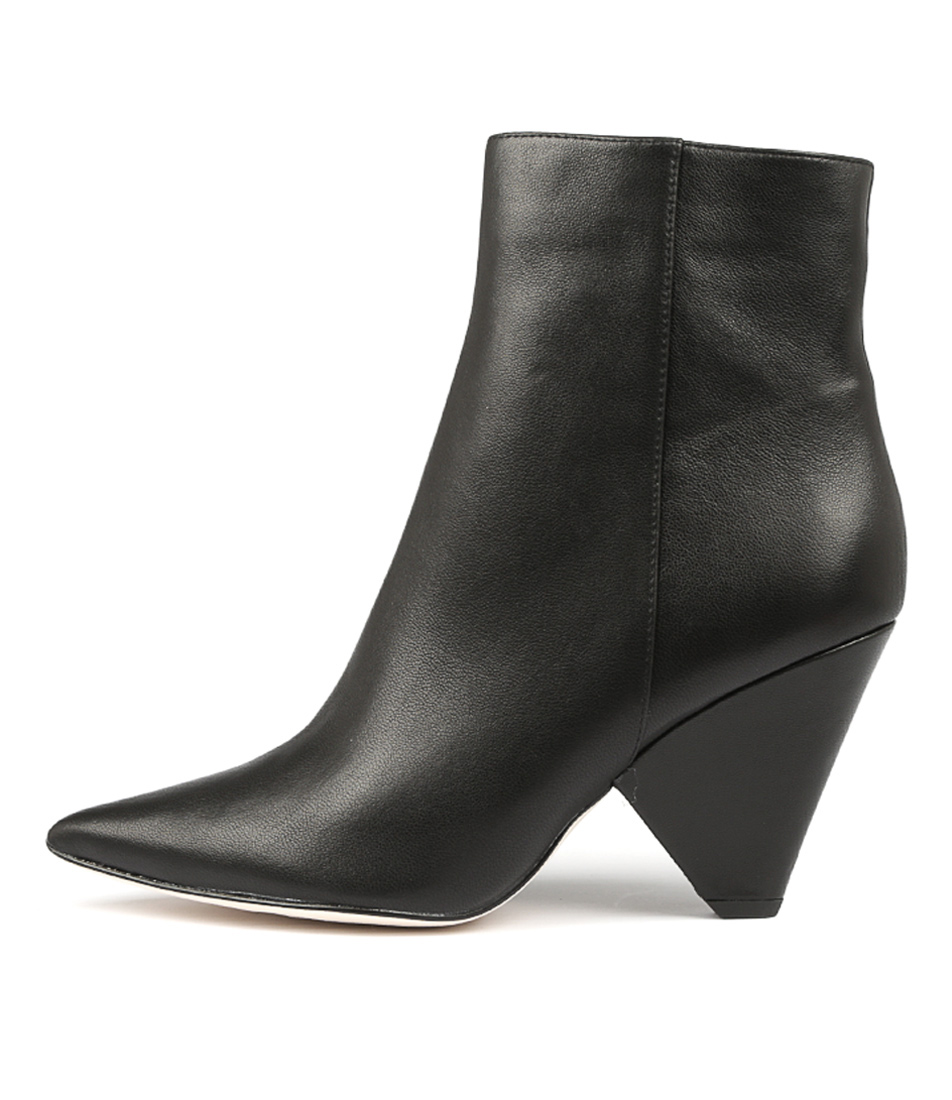 Robert Robert Ellina Black Ankle Boots