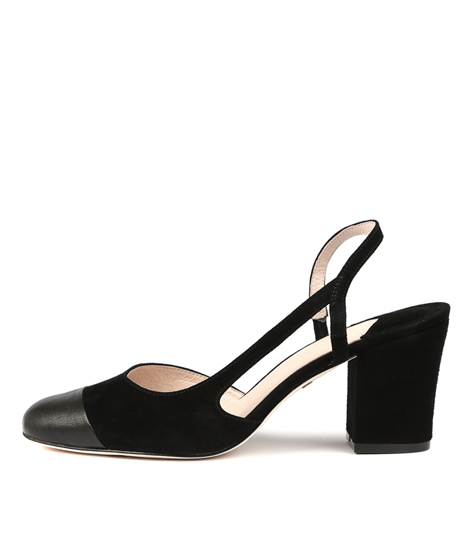 Robert Robert Stella Rr Black High Heels