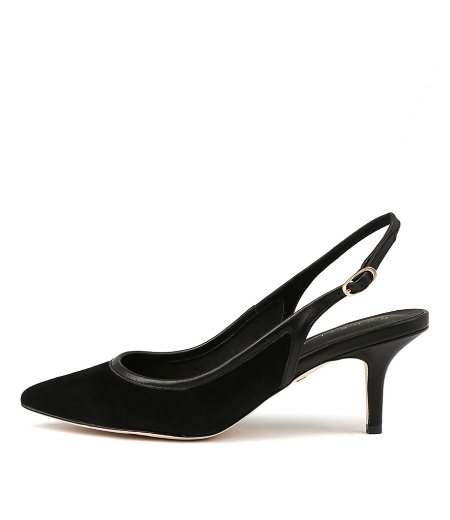 Robert Robert Cat Rr Black High Heels