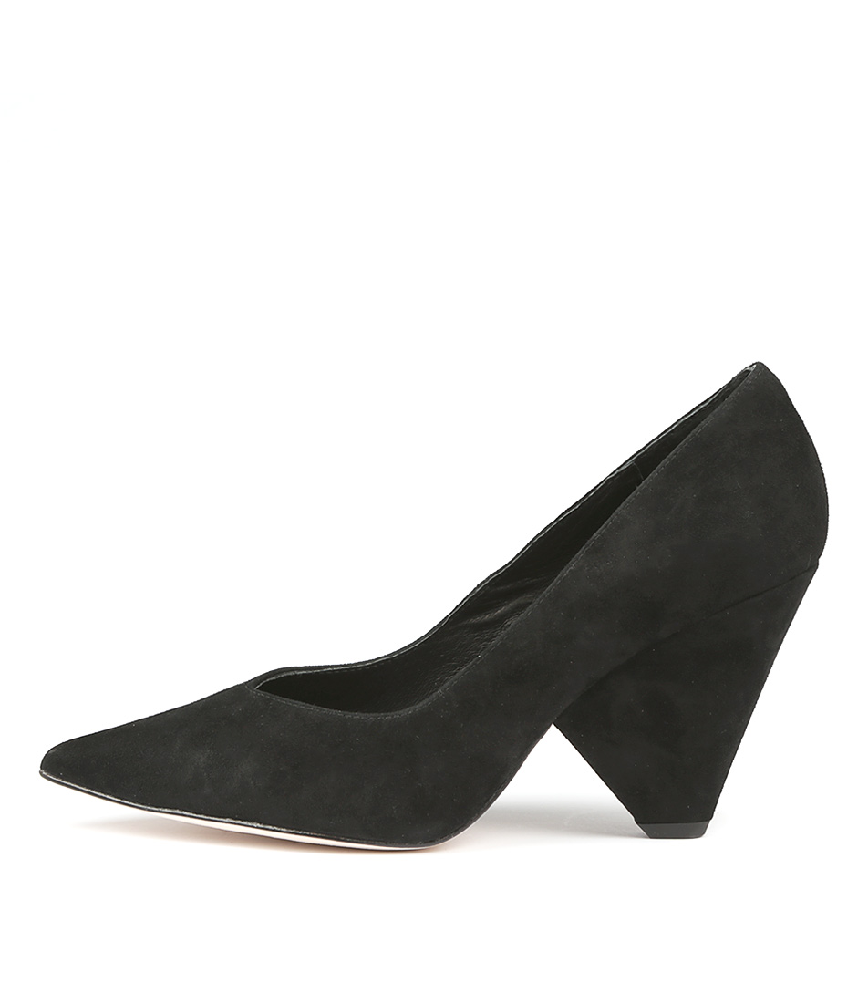 Robert Robert Echo Rr Black High Heels