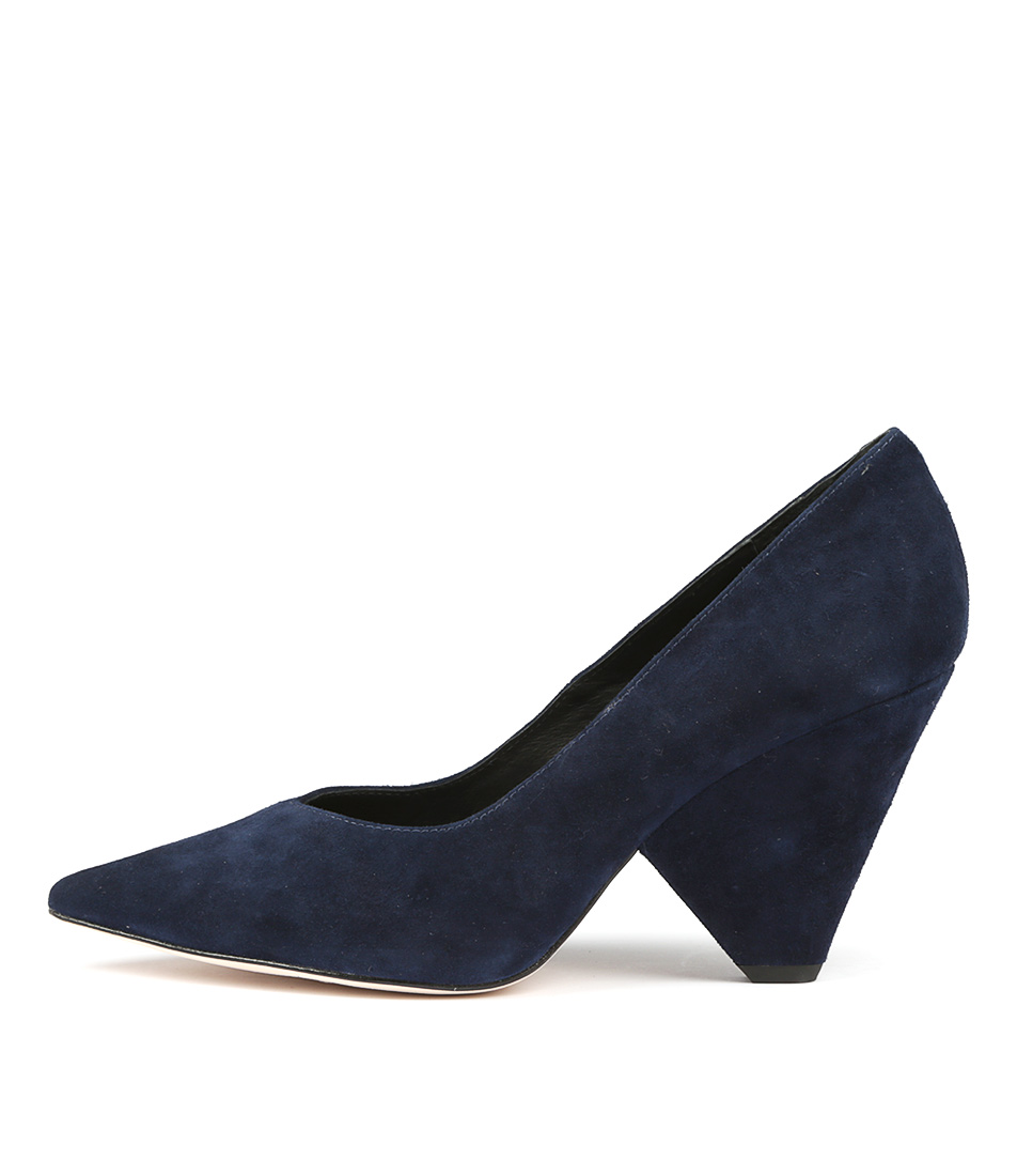 Robert Robert Echo Rr Navy High Heels