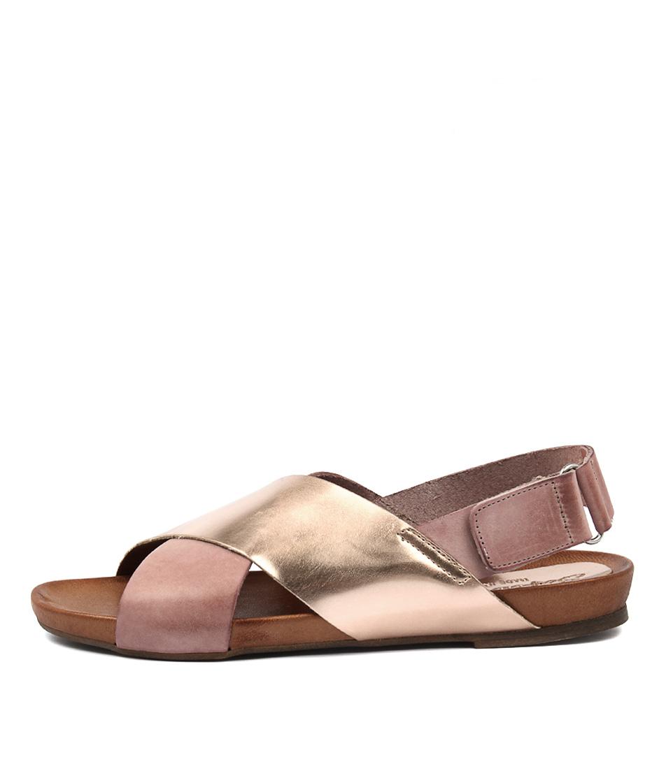 Sofia Cruz Macrina Cuarzo Espejo C Sandals