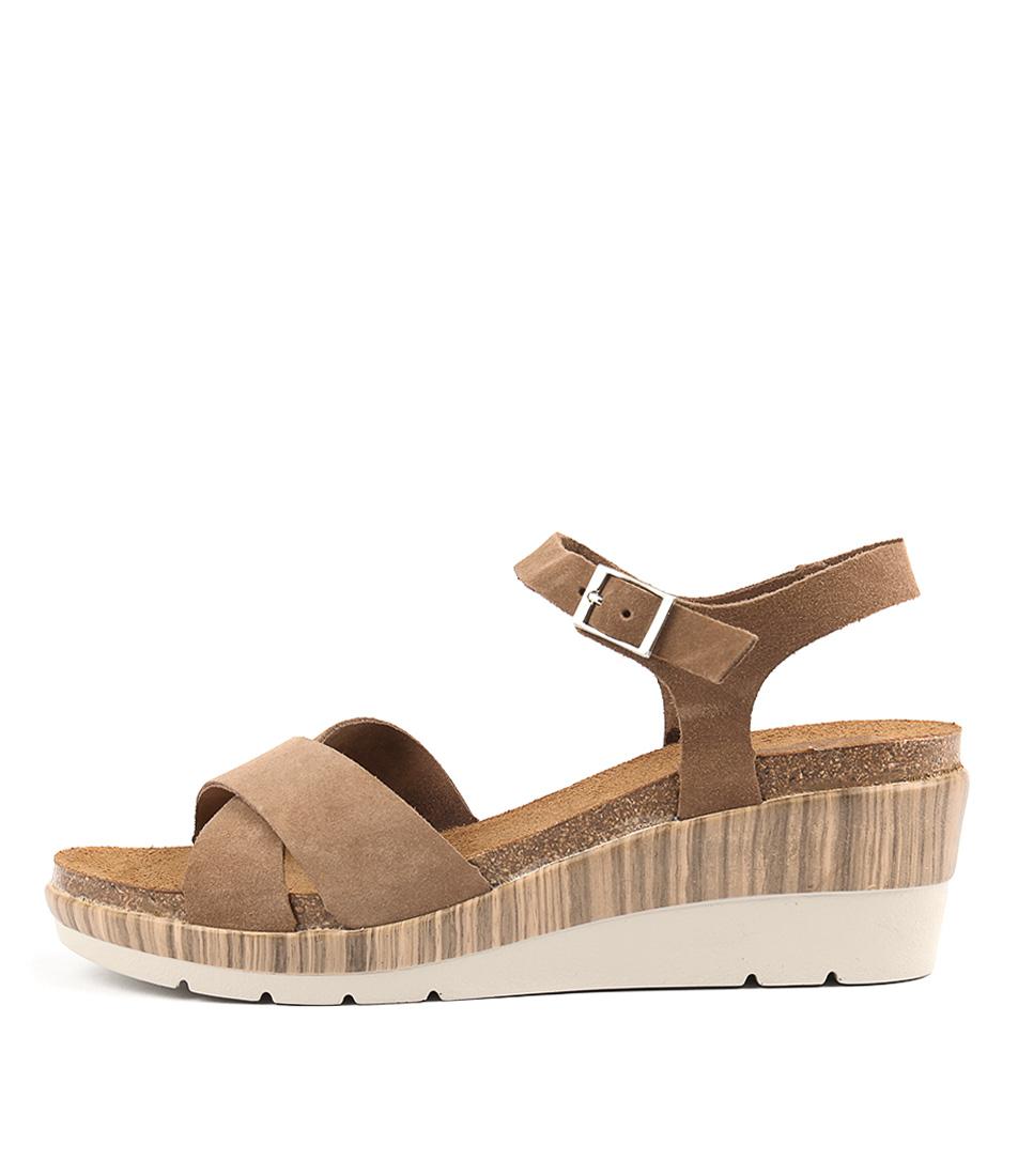 Sofia Cruz Ysabel Seraje Vision Heeled Sandals