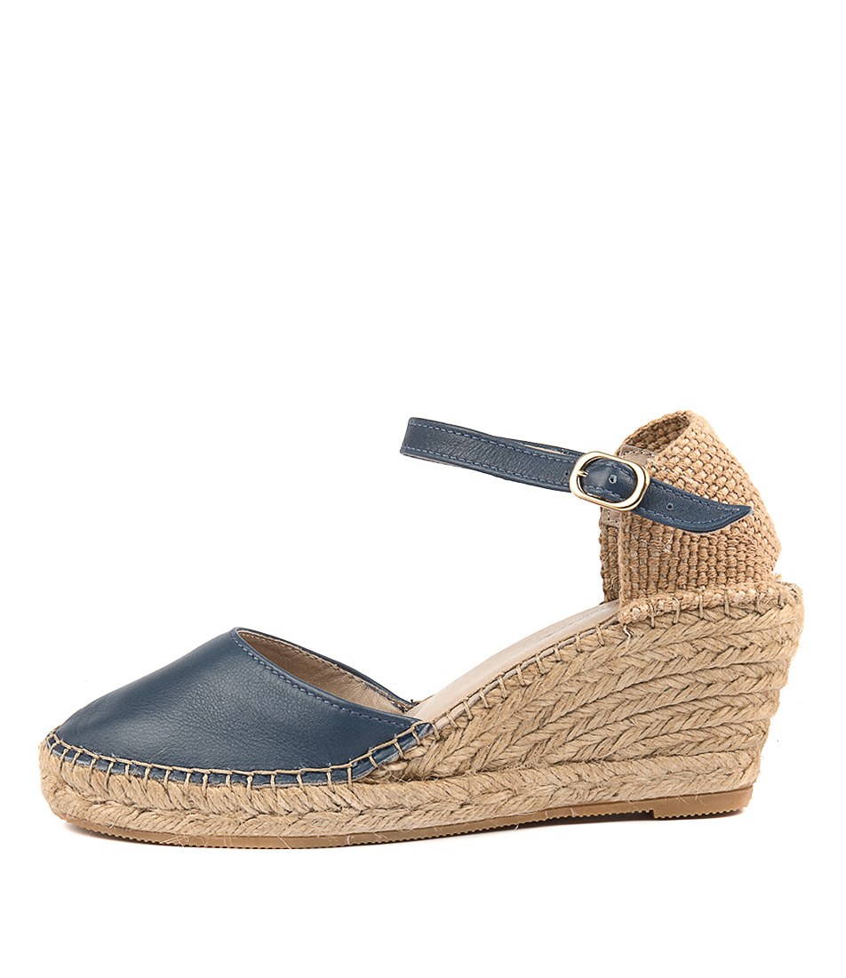 Sofia Cruz Ana 121 Jeans Heeled Sandals