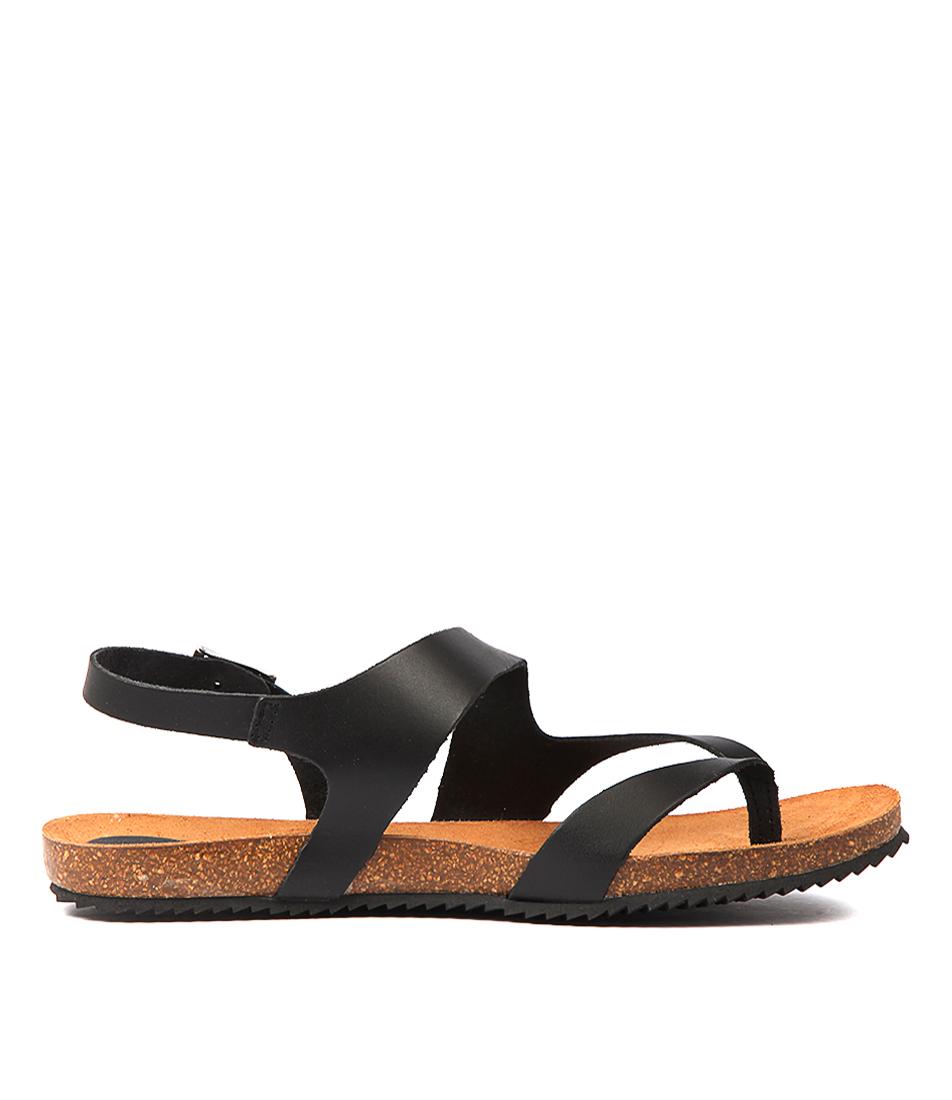 Details about New Sofia Cruz Yeva Tan Leather Womens Shoes Comfort Sandals Sandals Flat