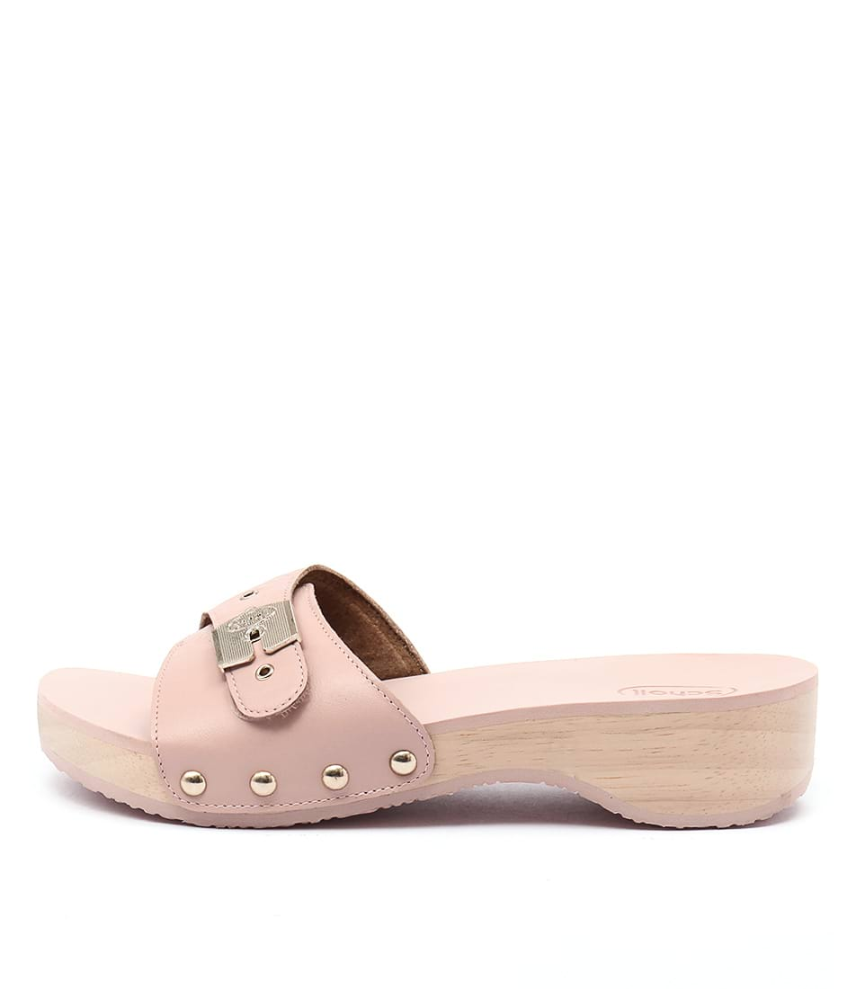 Scholl Paramount Dusty Pink Heeled Sandals