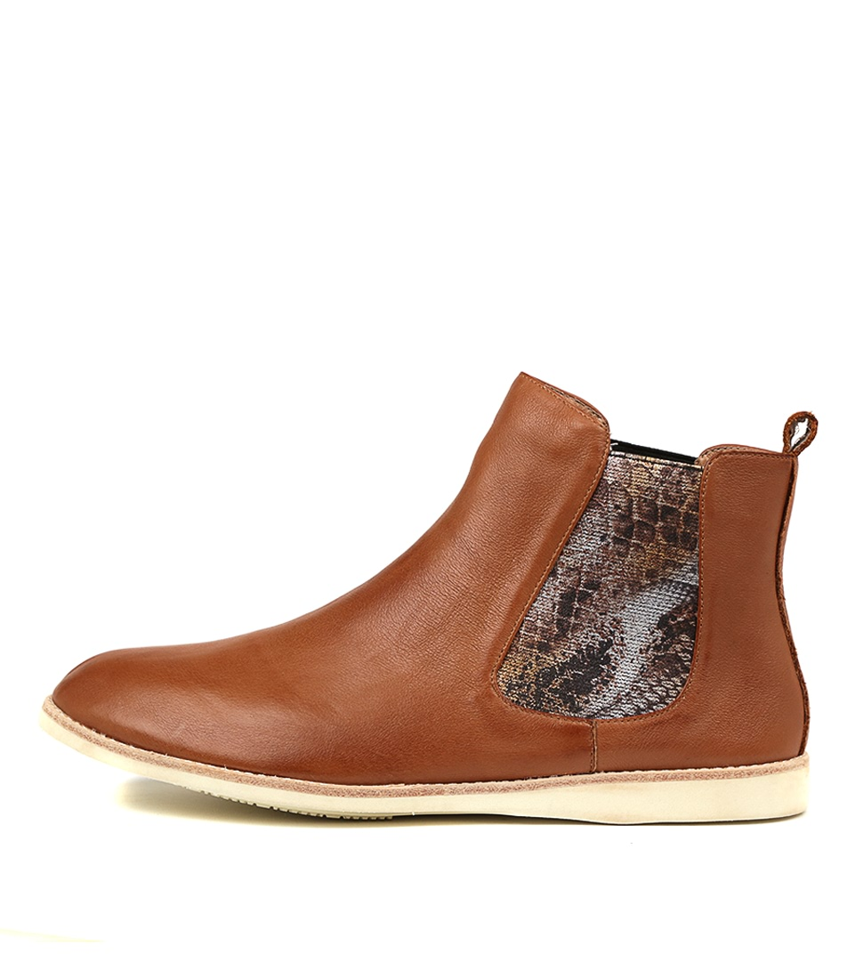 Buy Silent D Nearly Cognac Russet S Dress Ankle Boots online with free shipping