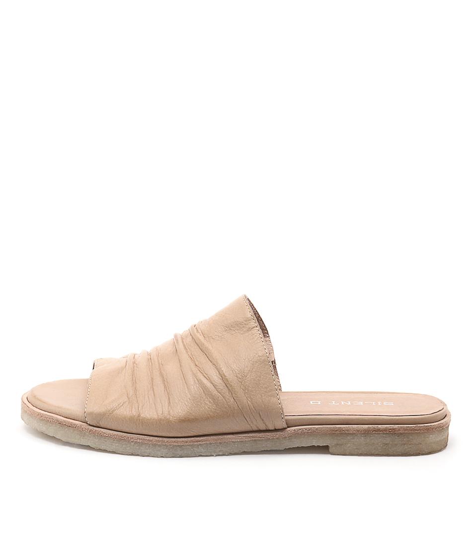Photo of Silent D Juicy LatteFlat Sandals womens shoes