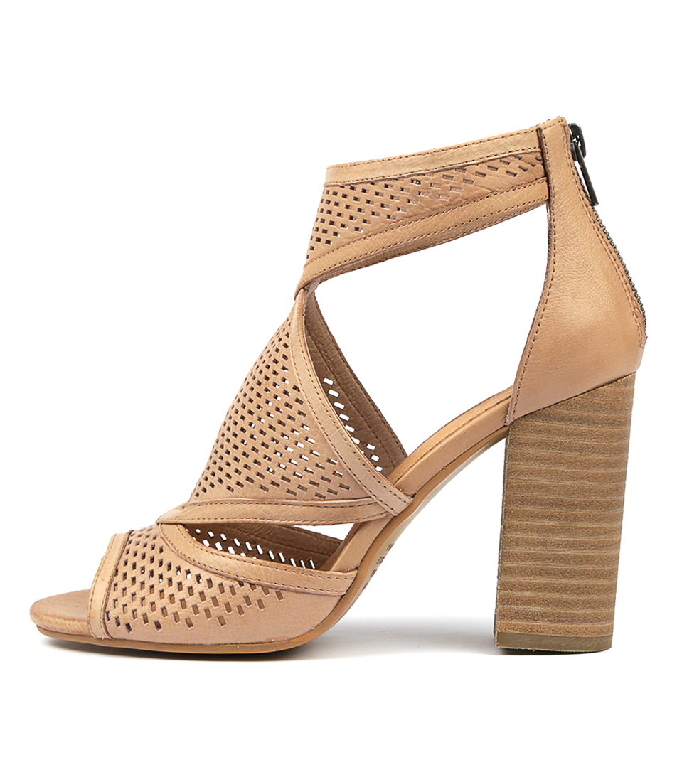 Buy Silent D Keppy Blush Heeled Sandals online with free shipping
