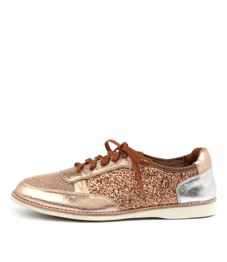 Photo of Silent D Novas Rose Gold Sneakers womens shoes