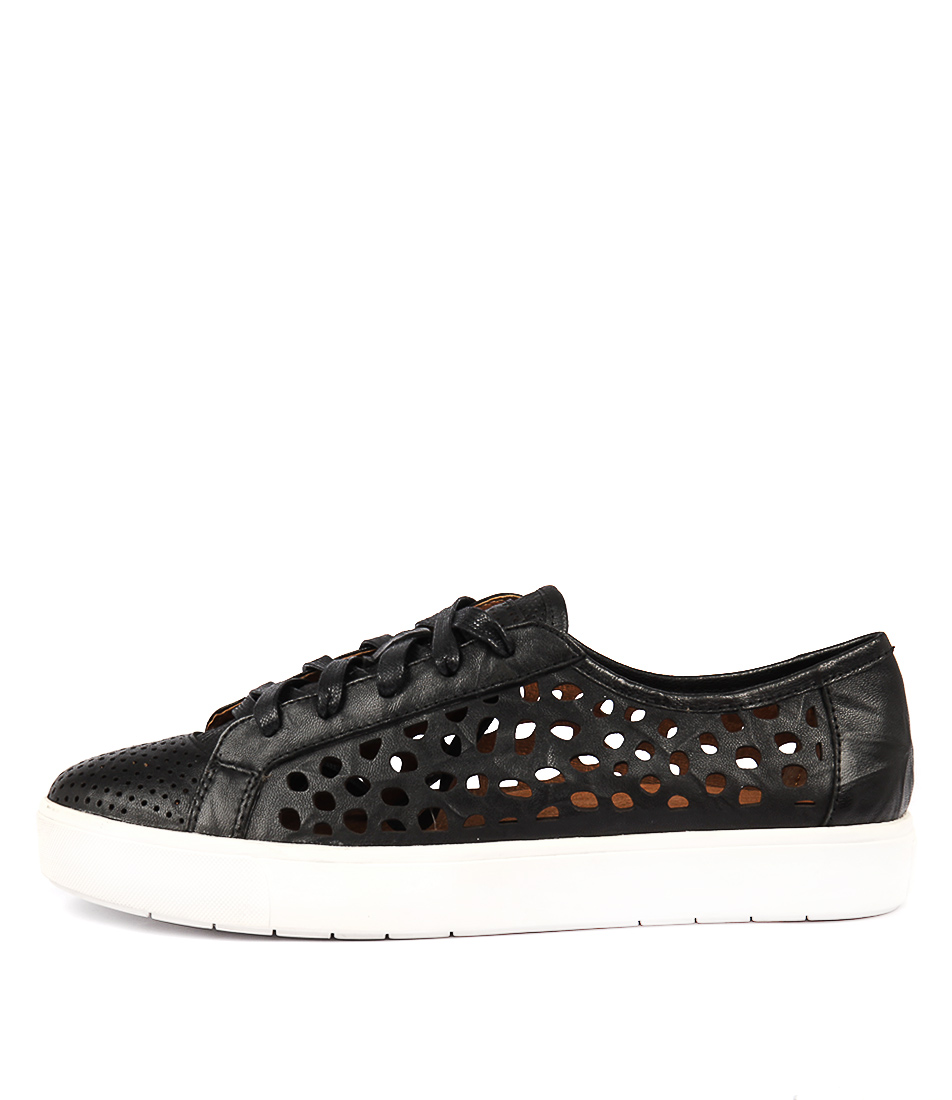 Silent D Vitro Black Sneakers