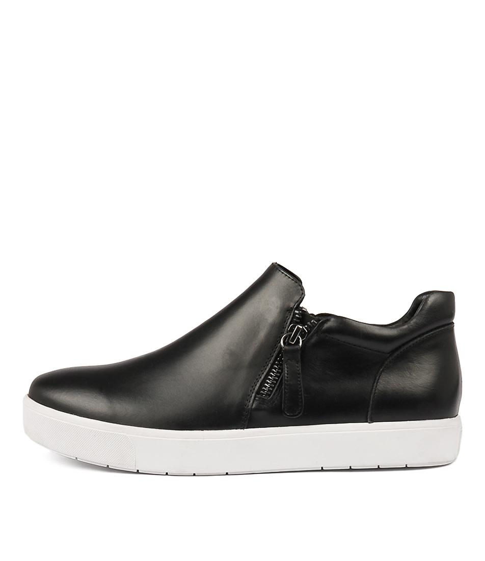 Silent D Volin Black Sneakers