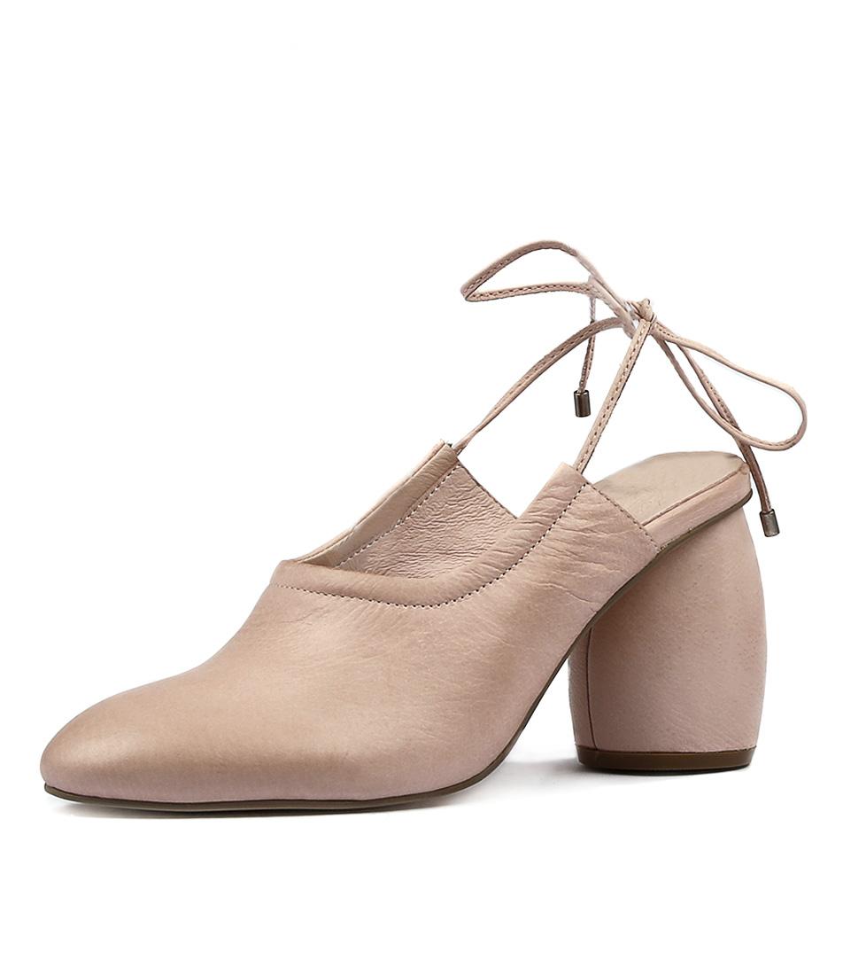 Silent D Deloo Pale Pink Pale Sandals