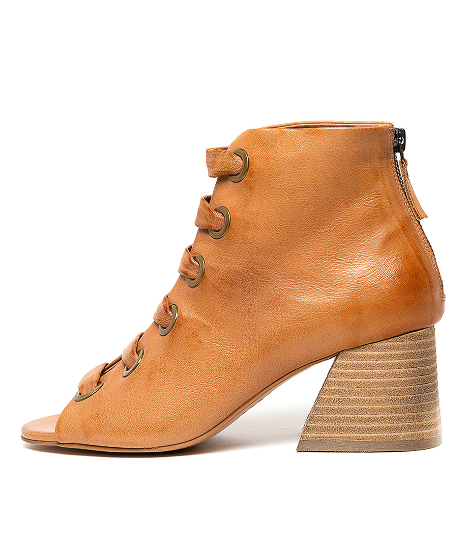 Buy Silent D Jamal Tan Ankle Boots online with free shipping