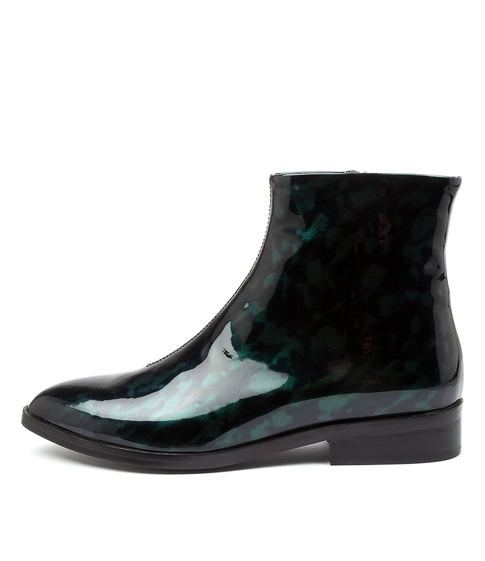 Buy Silent D Pateda Ocean Ankle Boots online with free shipping