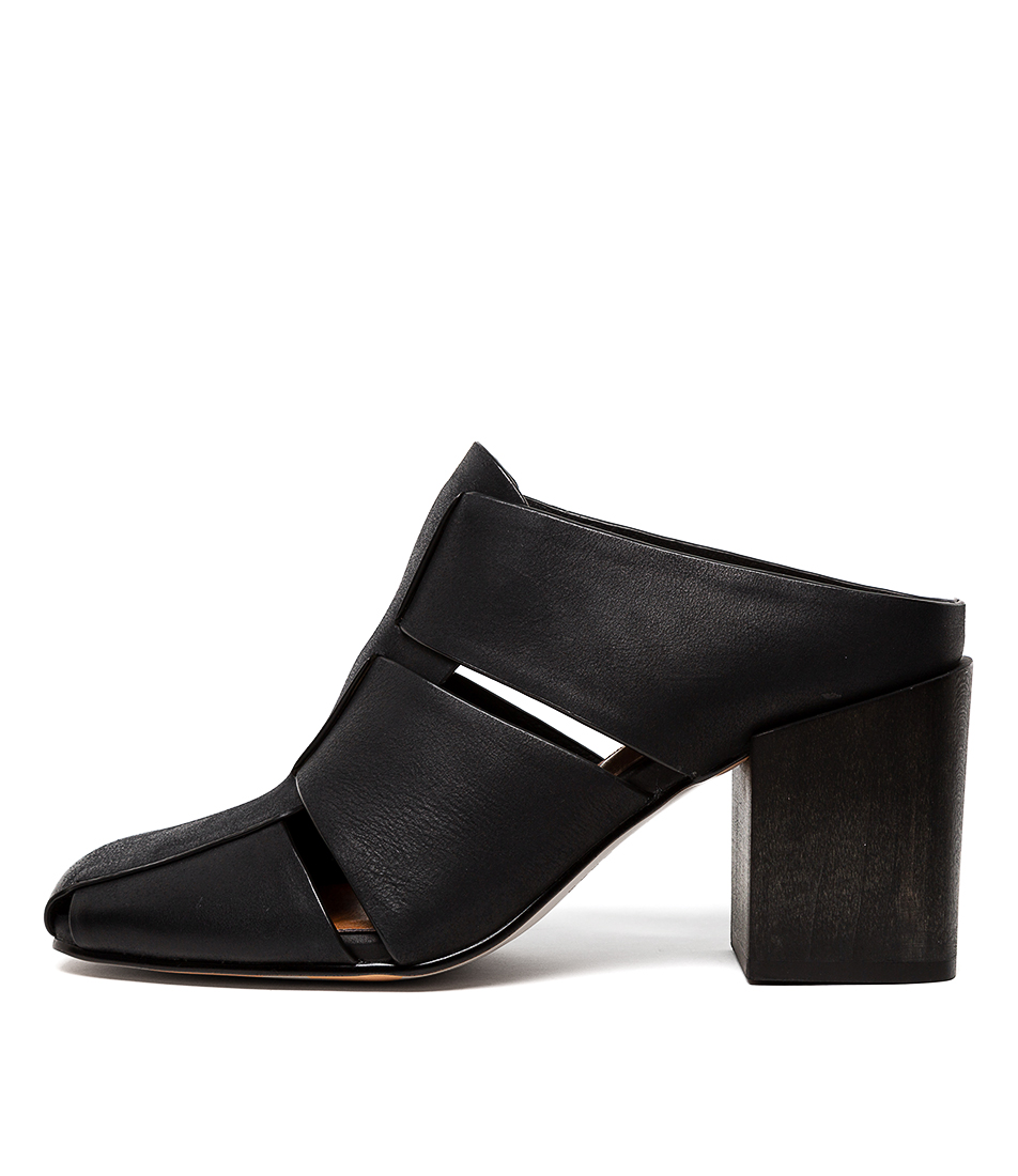 Buy Silent D Scottys Black Heeled Shoes online with free shipping