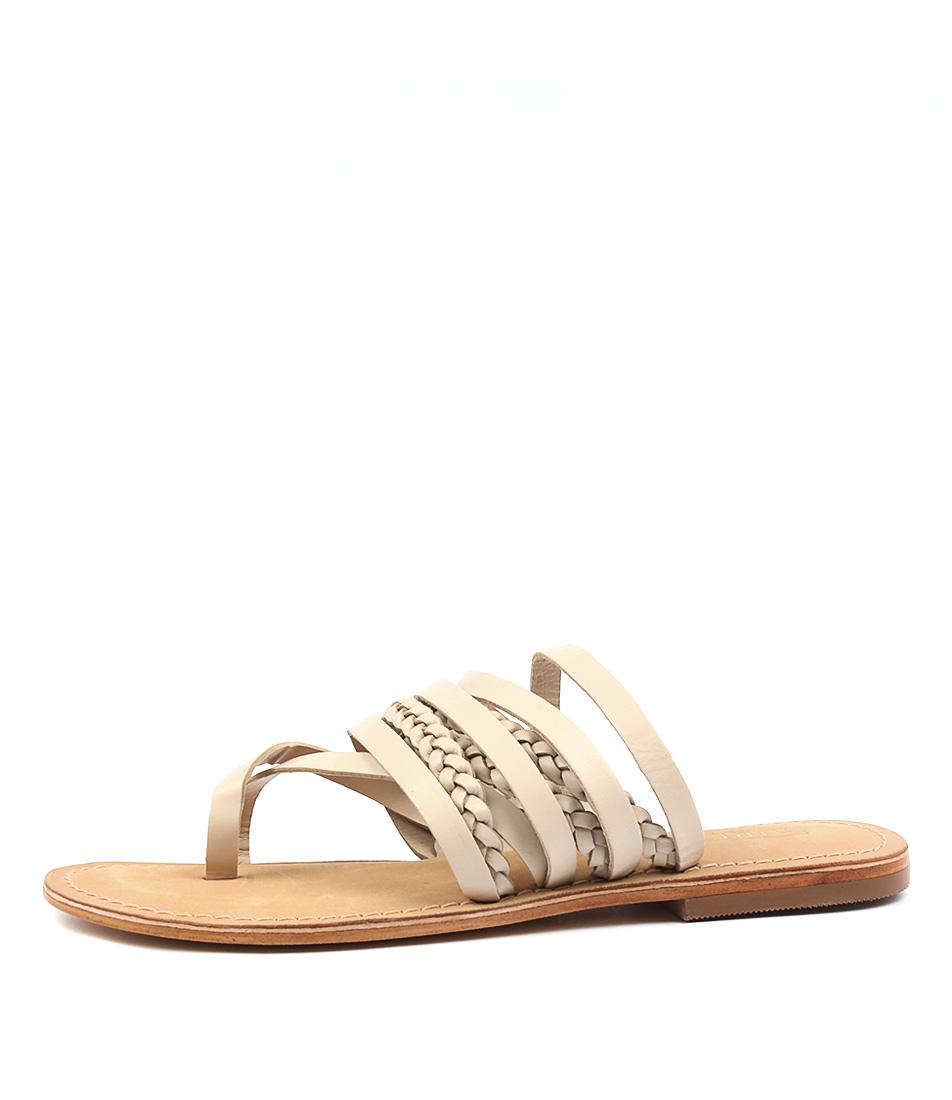 Siren Bentley NaturalFlat Sandals