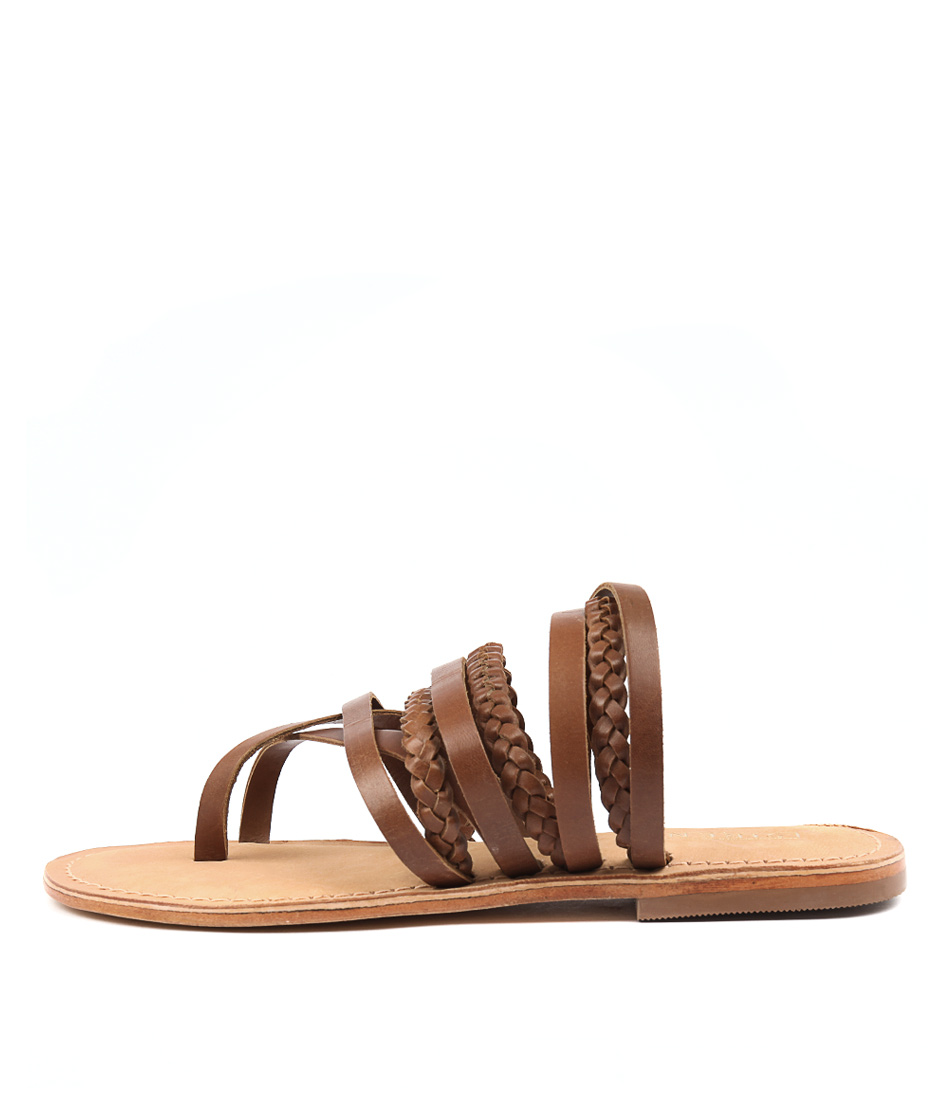Siren Bentley Tan Sandals
