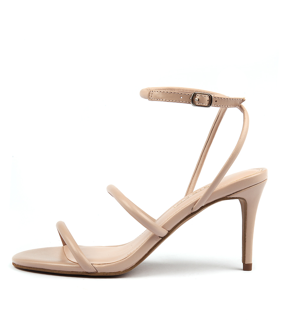 Photo of Siren Celestine Rose Quartz Sandals, shop Siren heels online
