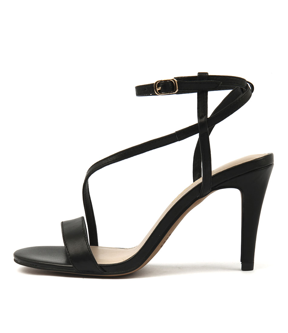 Photo of Siren Cherry Si Black Sandals, shop Siren heels online