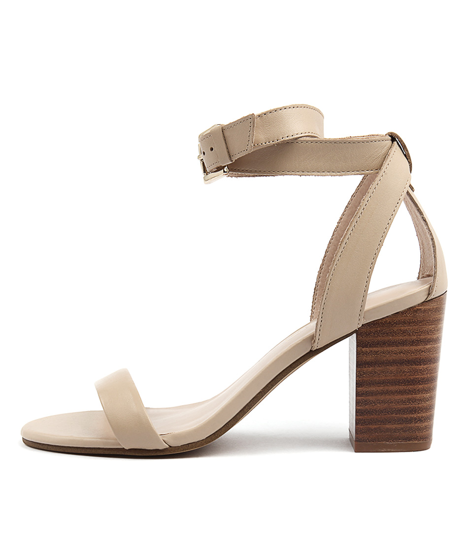 Photo of Siren French Si Nude Sandals, shop Siren heels online