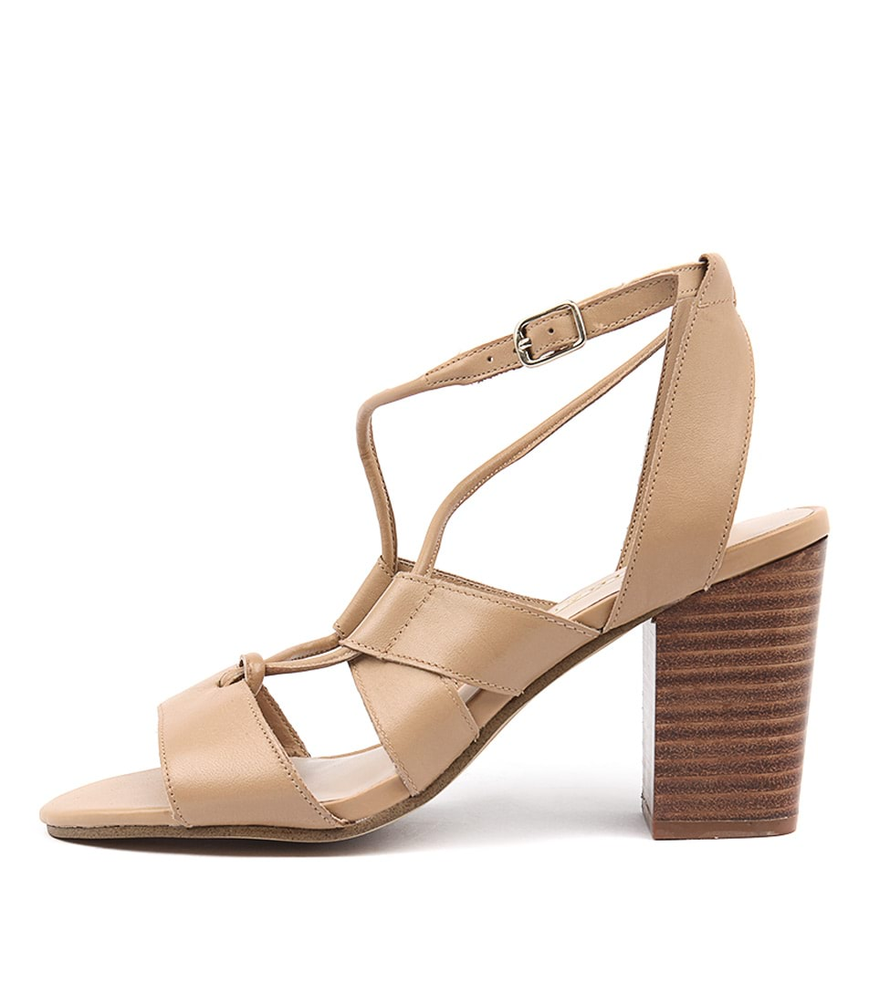 Photo of Siren Florida2 Si Camel  Sandals, shop Siren heels online