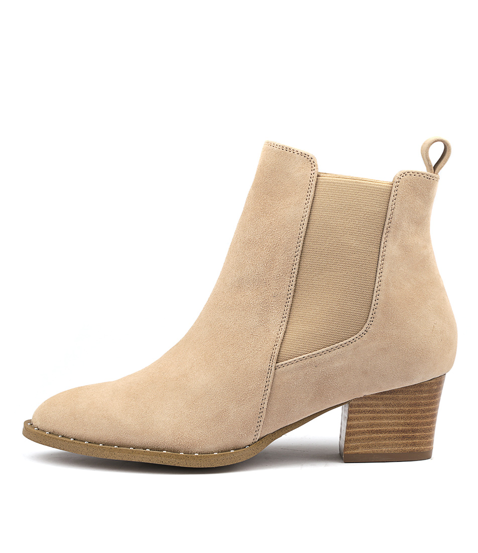 Siren Sage Si Seashell Ankle Boots
