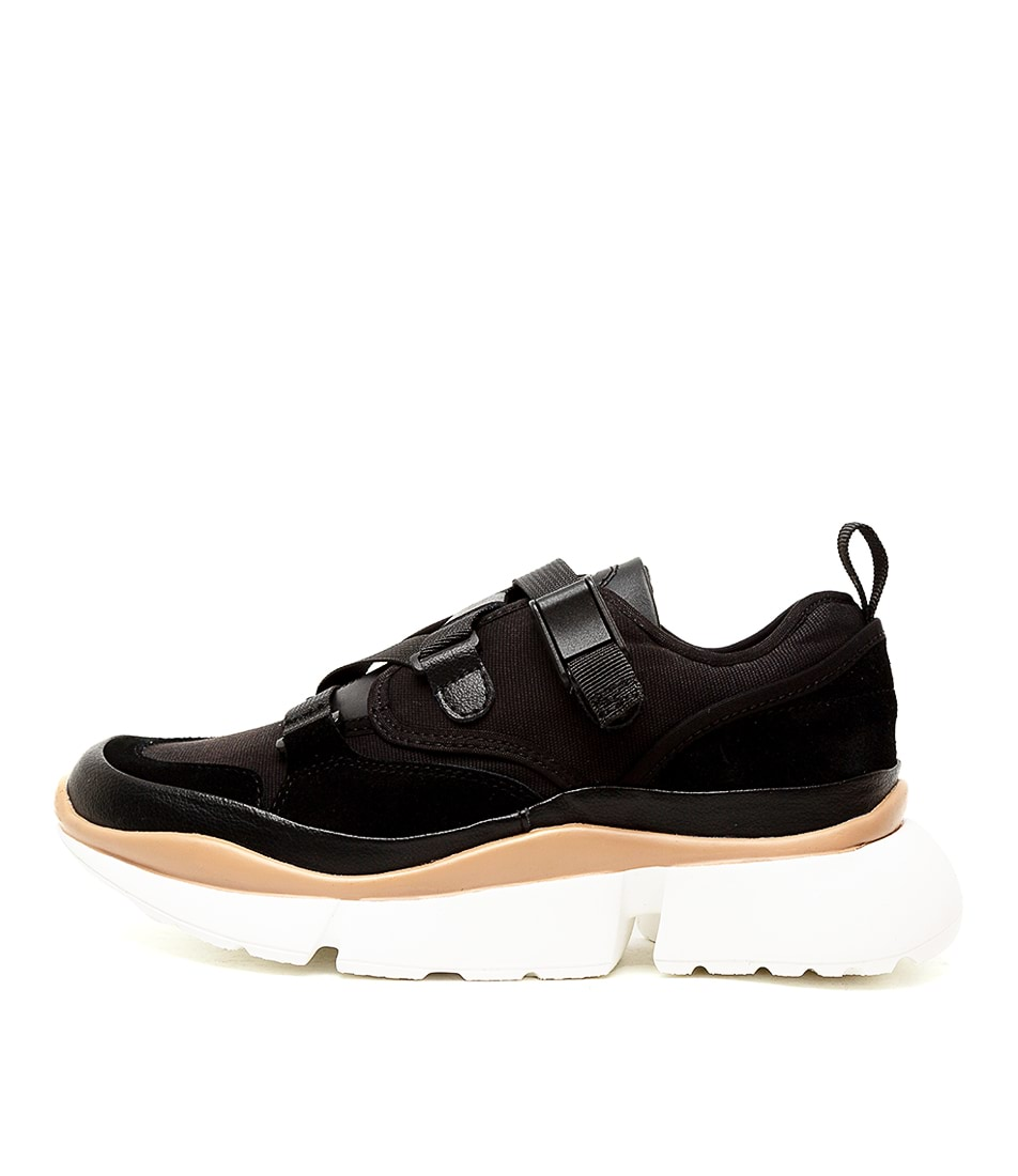 Buy Siren Victoria Si Black Multi Sneakers online with free shipping