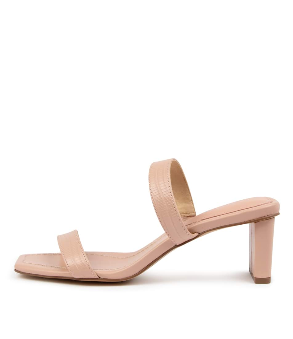 Buy Siren Parker Si Pink Heeled Sandals online with free shipping