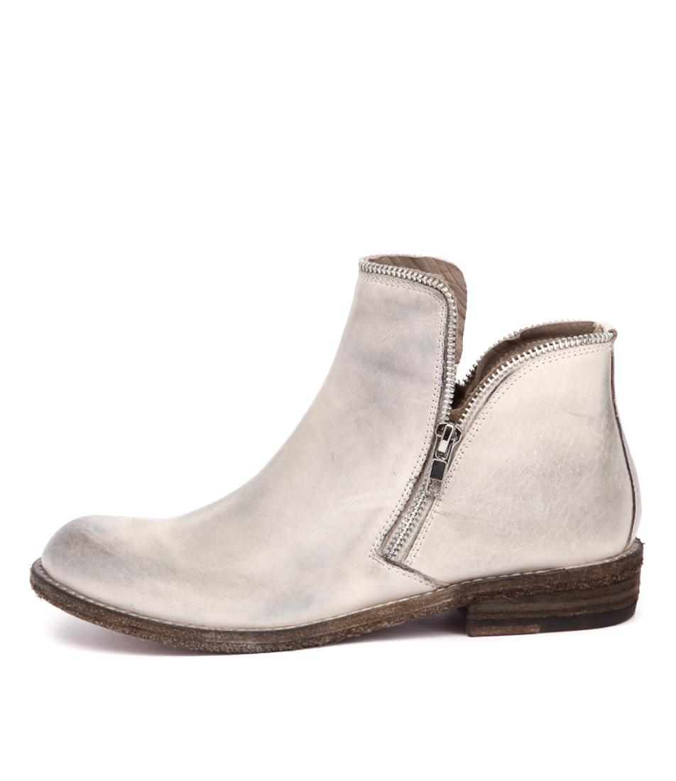 Silent D Crow Mist Ankle Boots