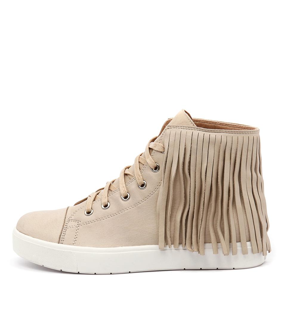 Silent D Value Beige Sneakers