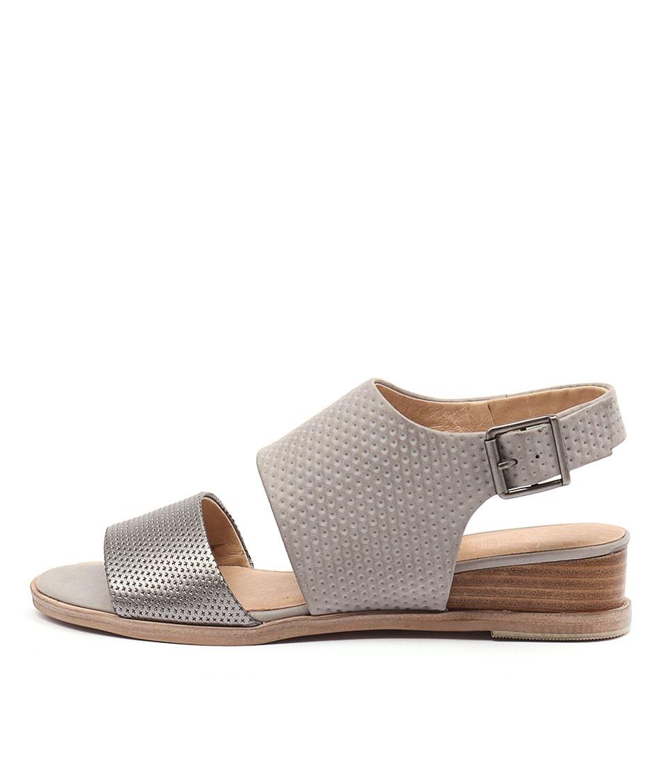 Silent D Gling Pewter Misty Sandals buy Sandals online