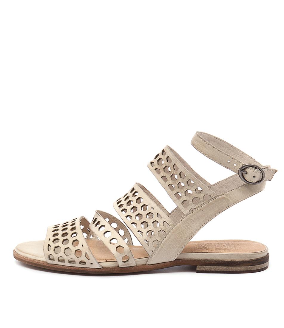 Silent D Monza Beige Sandals