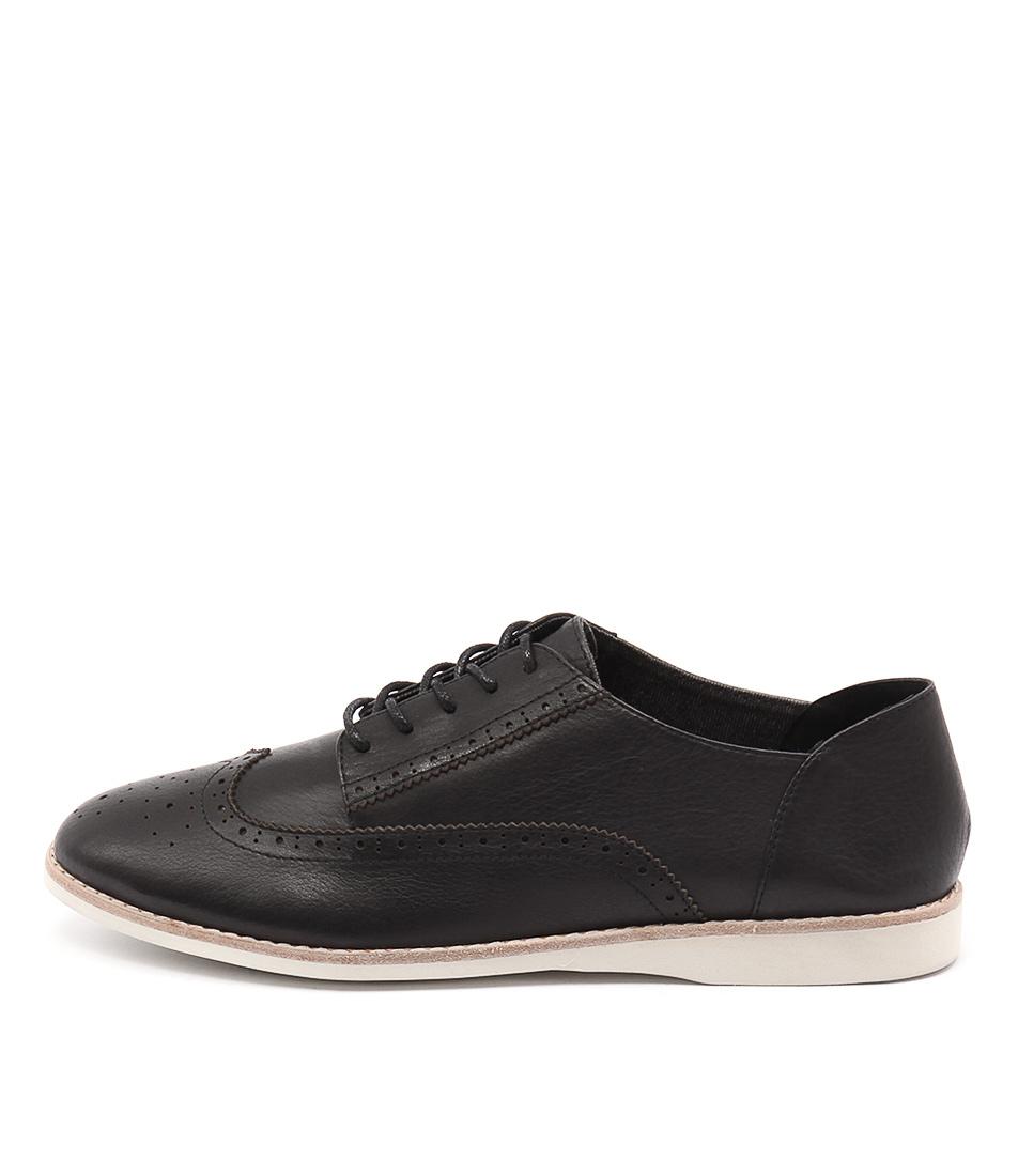 Silent D Nanette Black Shoes
