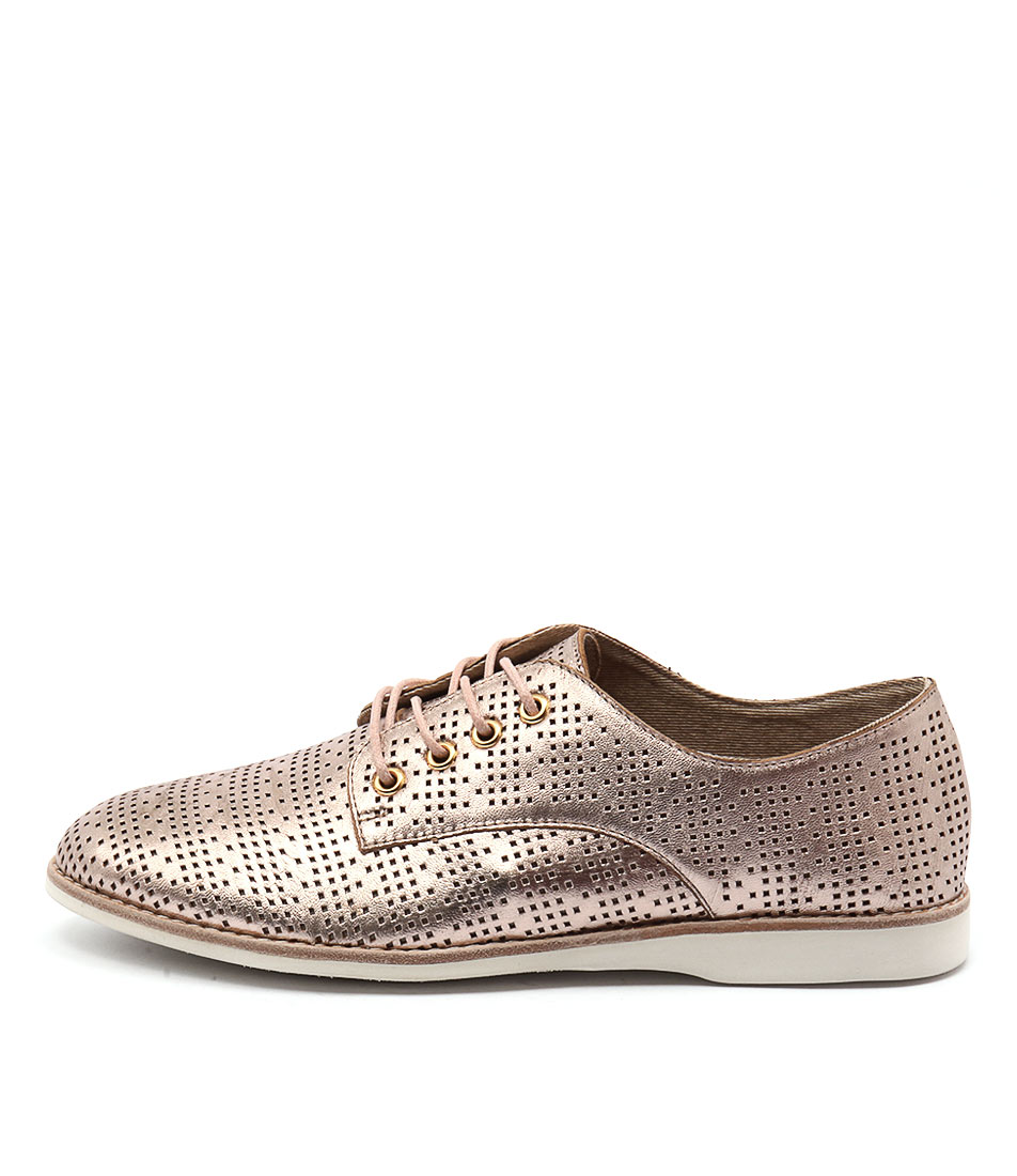 Silent D Navaho Rose Gold Shoes
