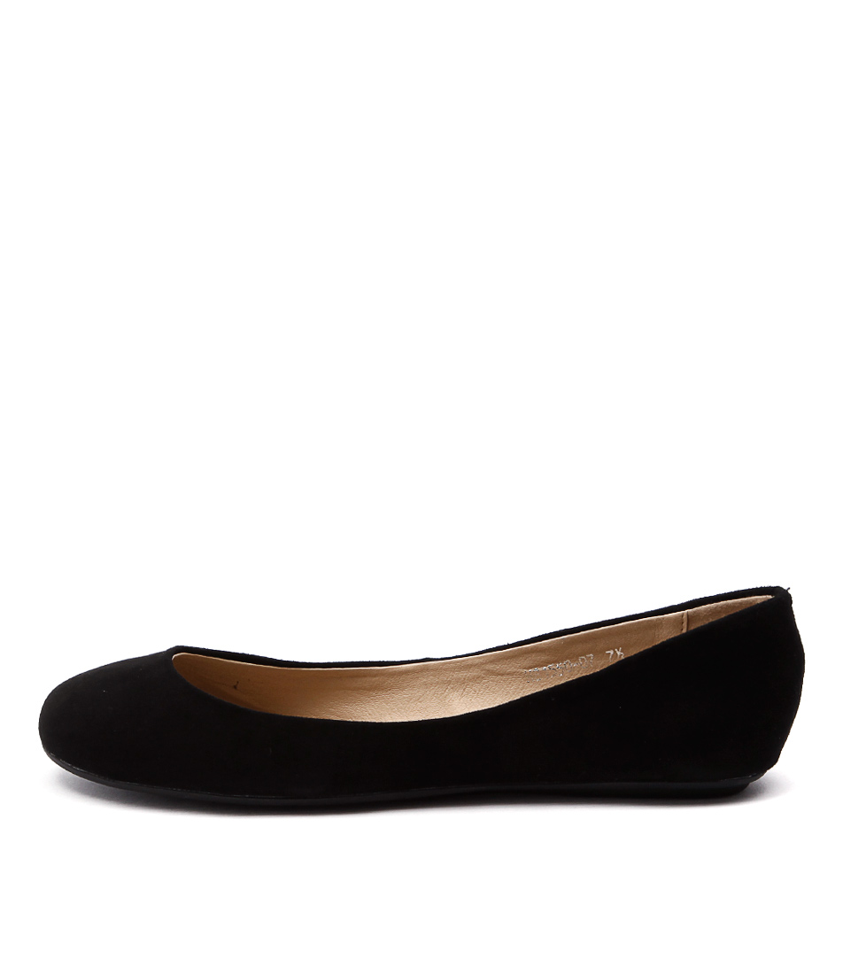 Photo of Siren Simba Si Black Flats womens shoes