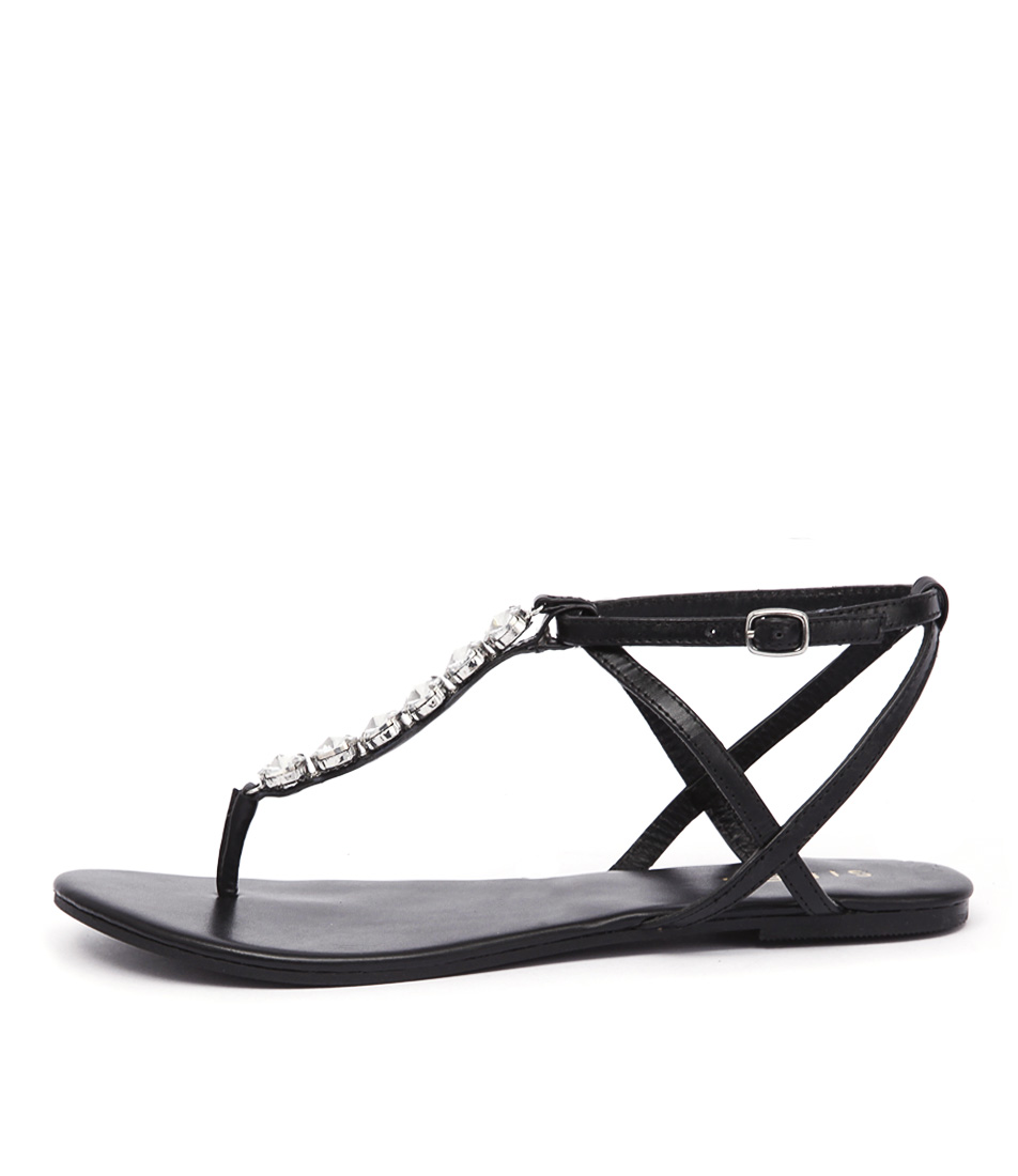 Siren Ramona Si Black Sandals
