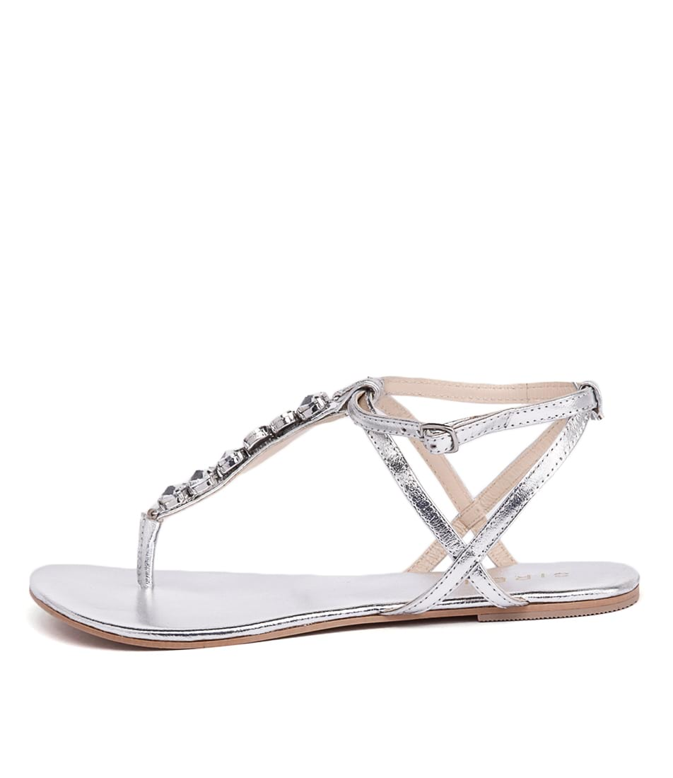 Photo of Siren Ramona Si Silver Sandals womens shoes