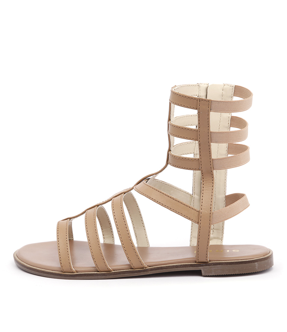Siren Tayla Si Light Tan Sandals