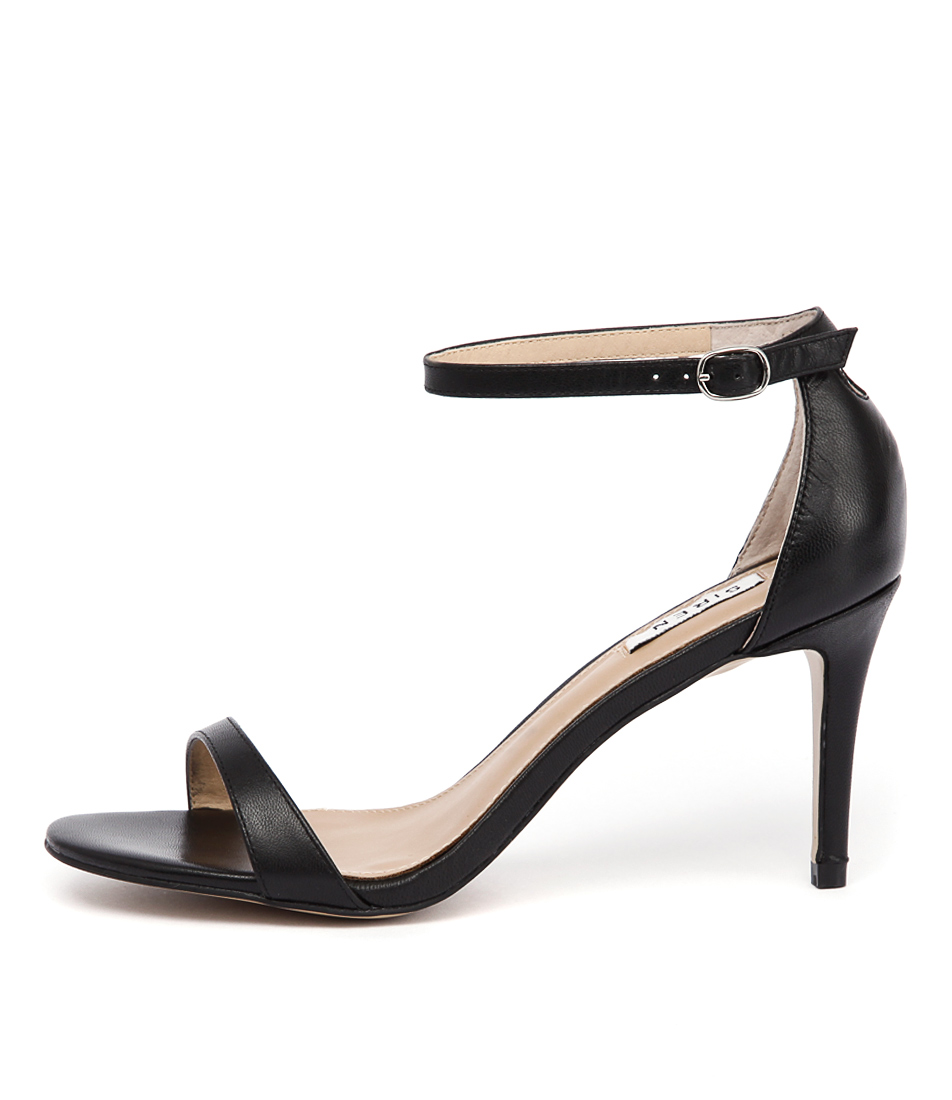 Photo of Siren Farrah Si Black Sandals, shop Siren heels online