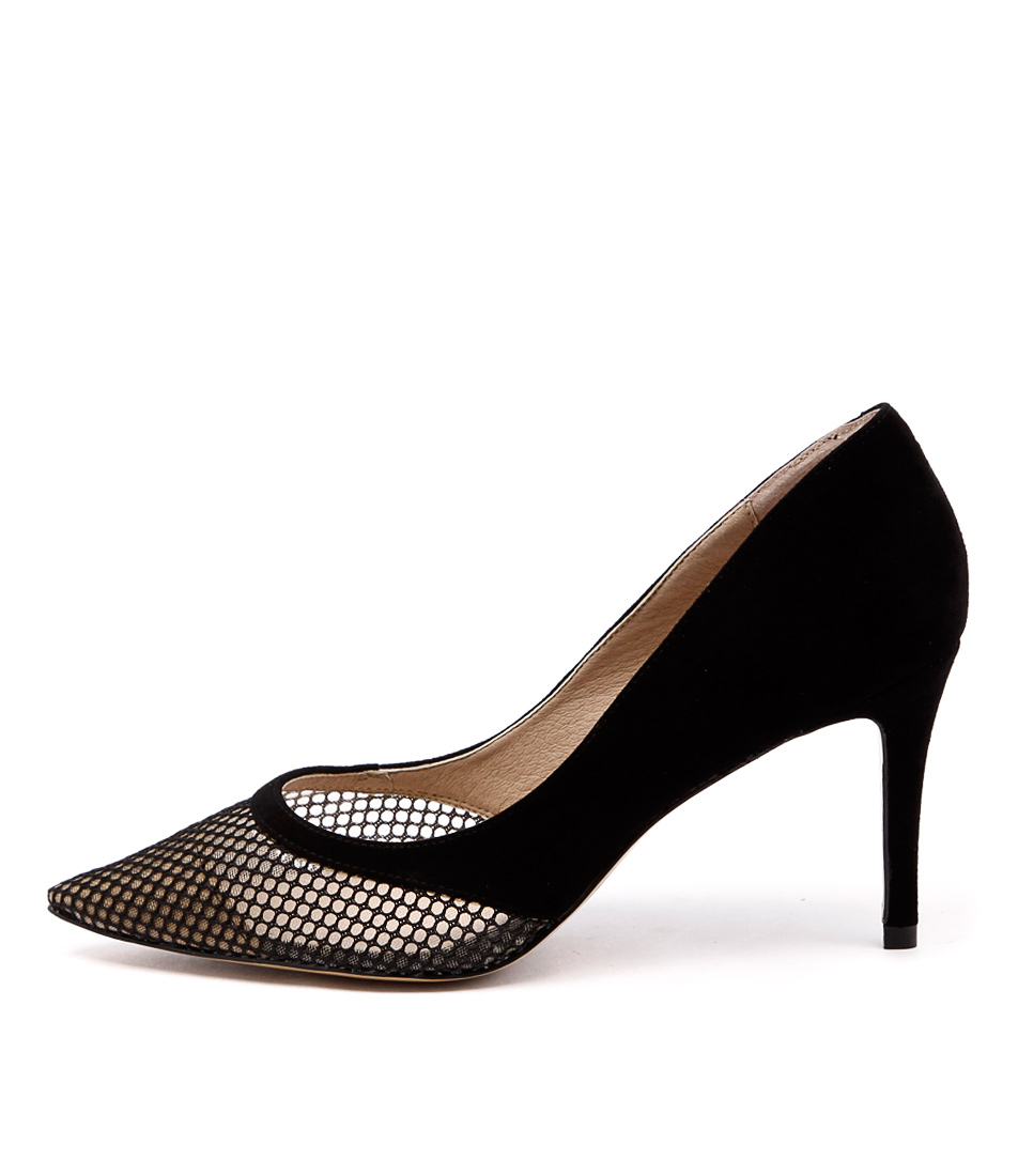 Siren Carele Black Shoes