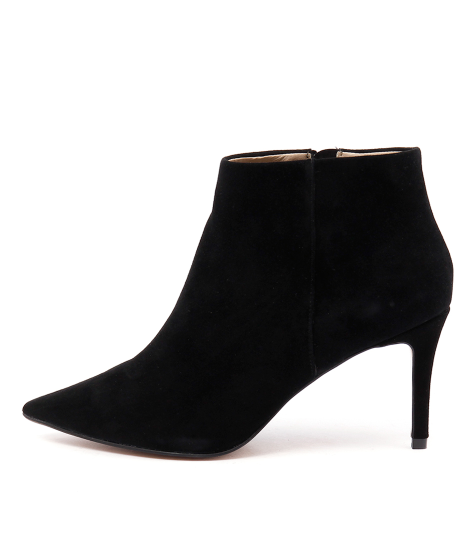 Siren Collette Si Black Boots
