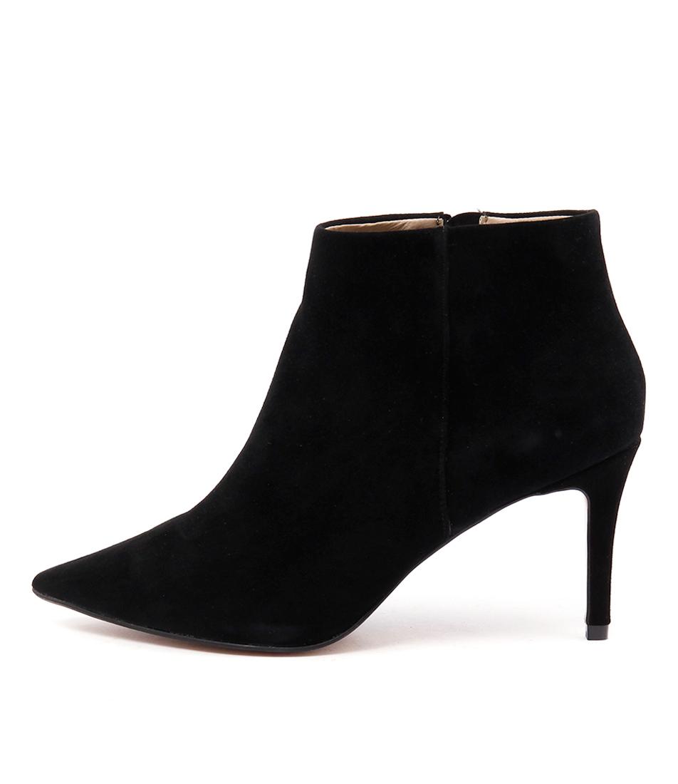 Siren Collette Si Black Boots