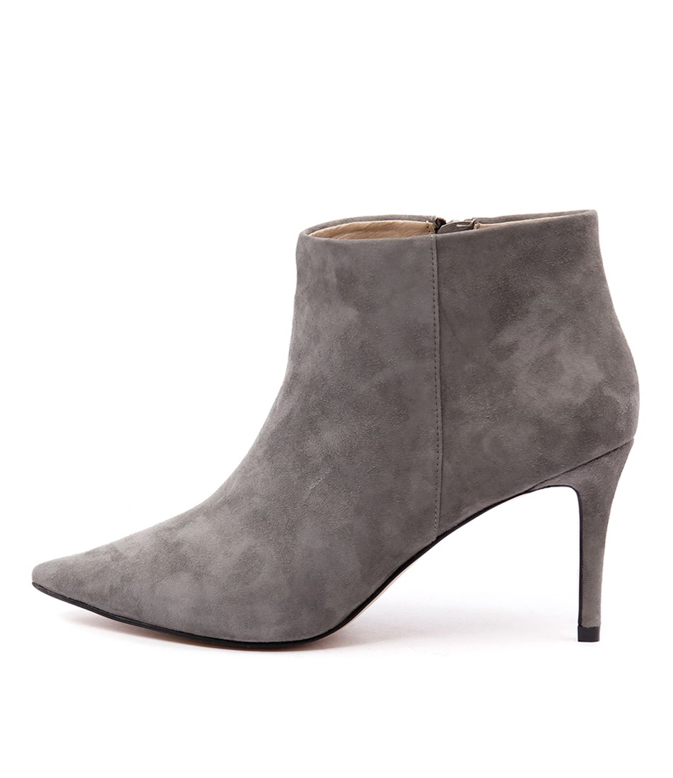 Siren Collette Si Slate Dress Ankle Boots