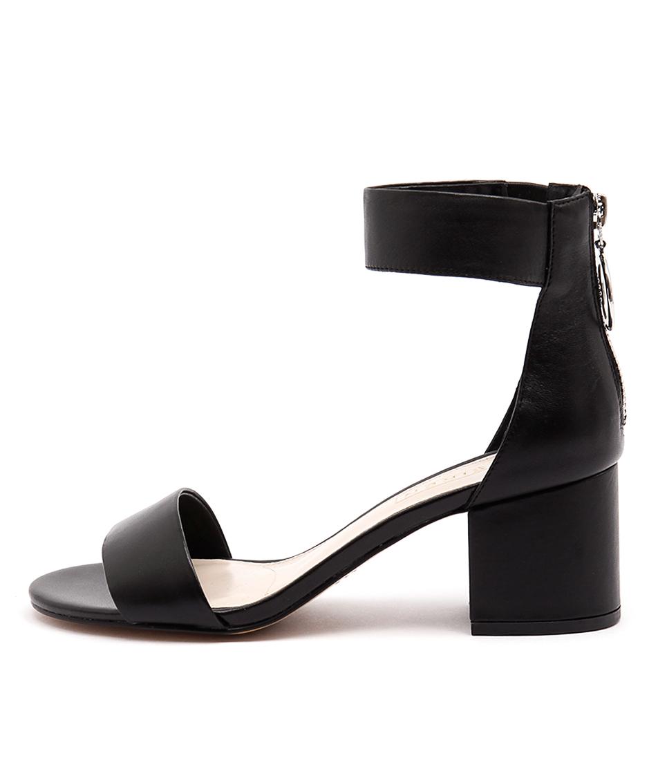 Siren Jessica Si Black Sandals