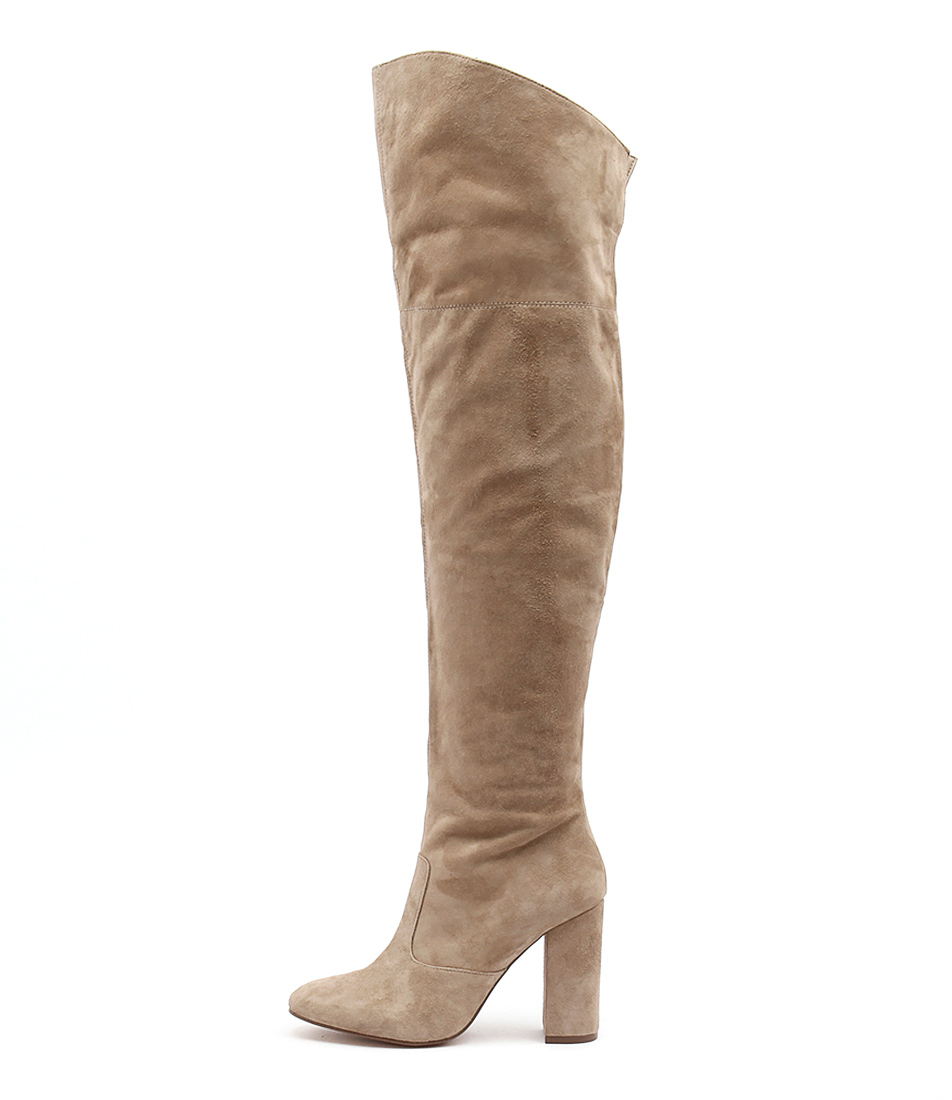 Siren Pippin Sand Long Boots
