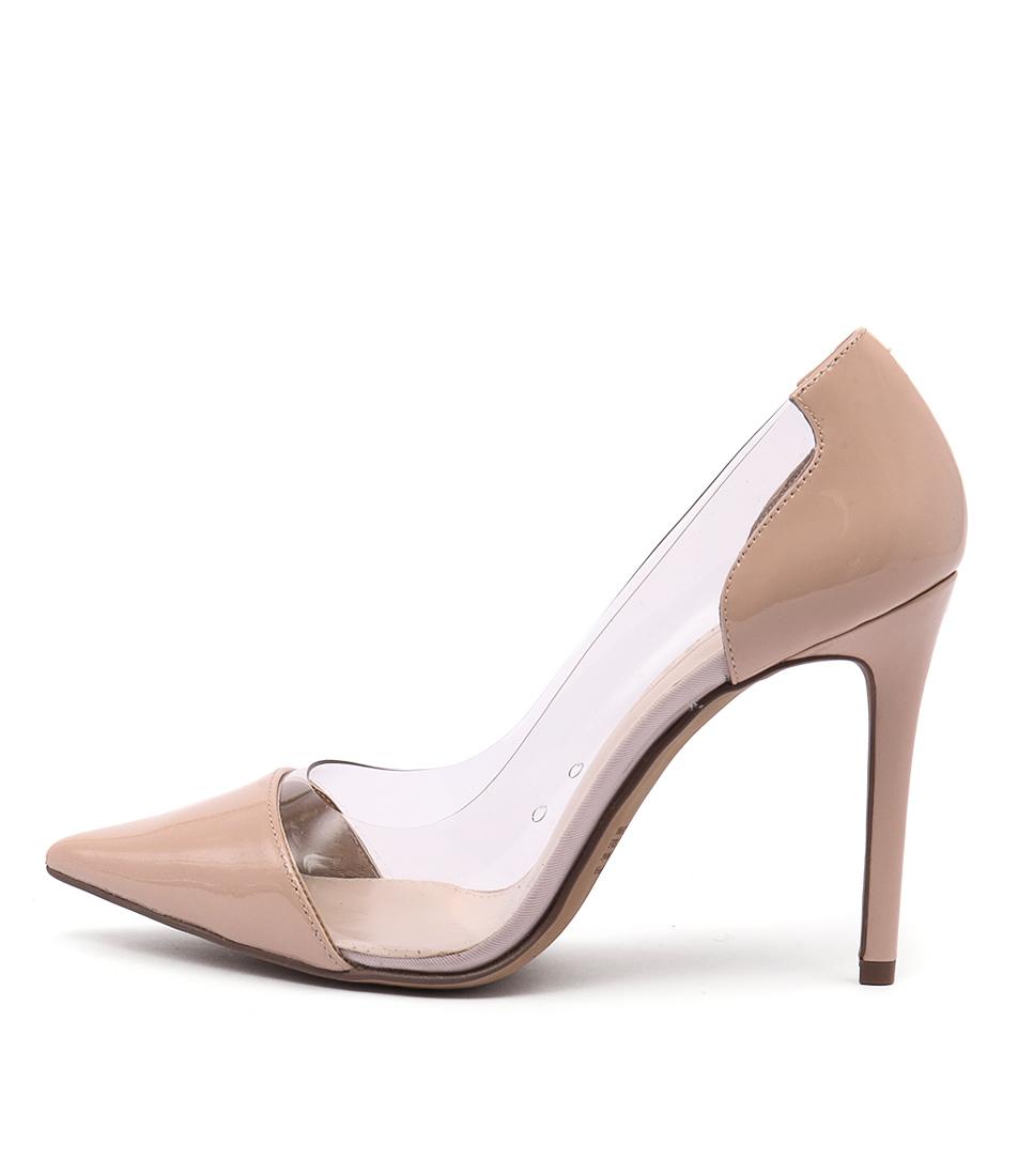 Siren Baby Ii Rose Quartz Heeled Shoes