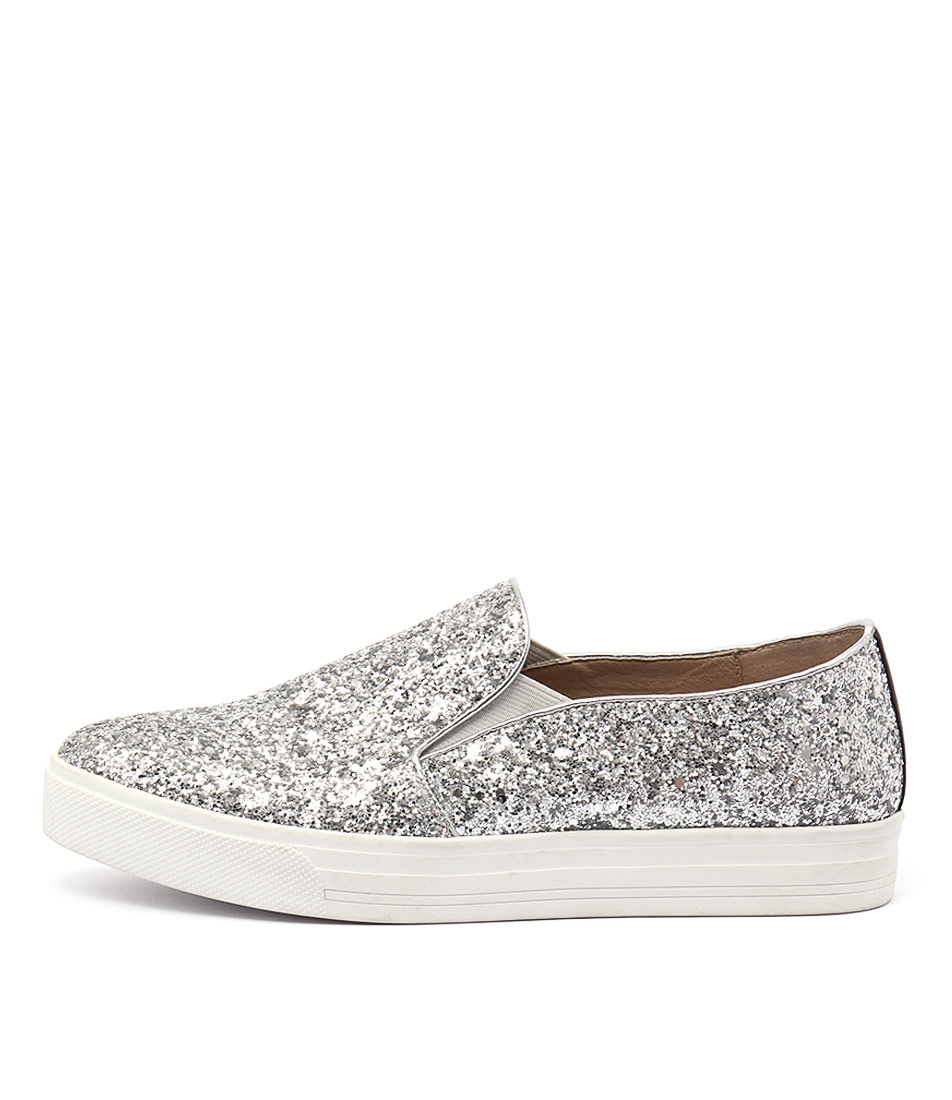 buy Siren Toby Si Silver Rock Sneakers shop Siren Sneakers online