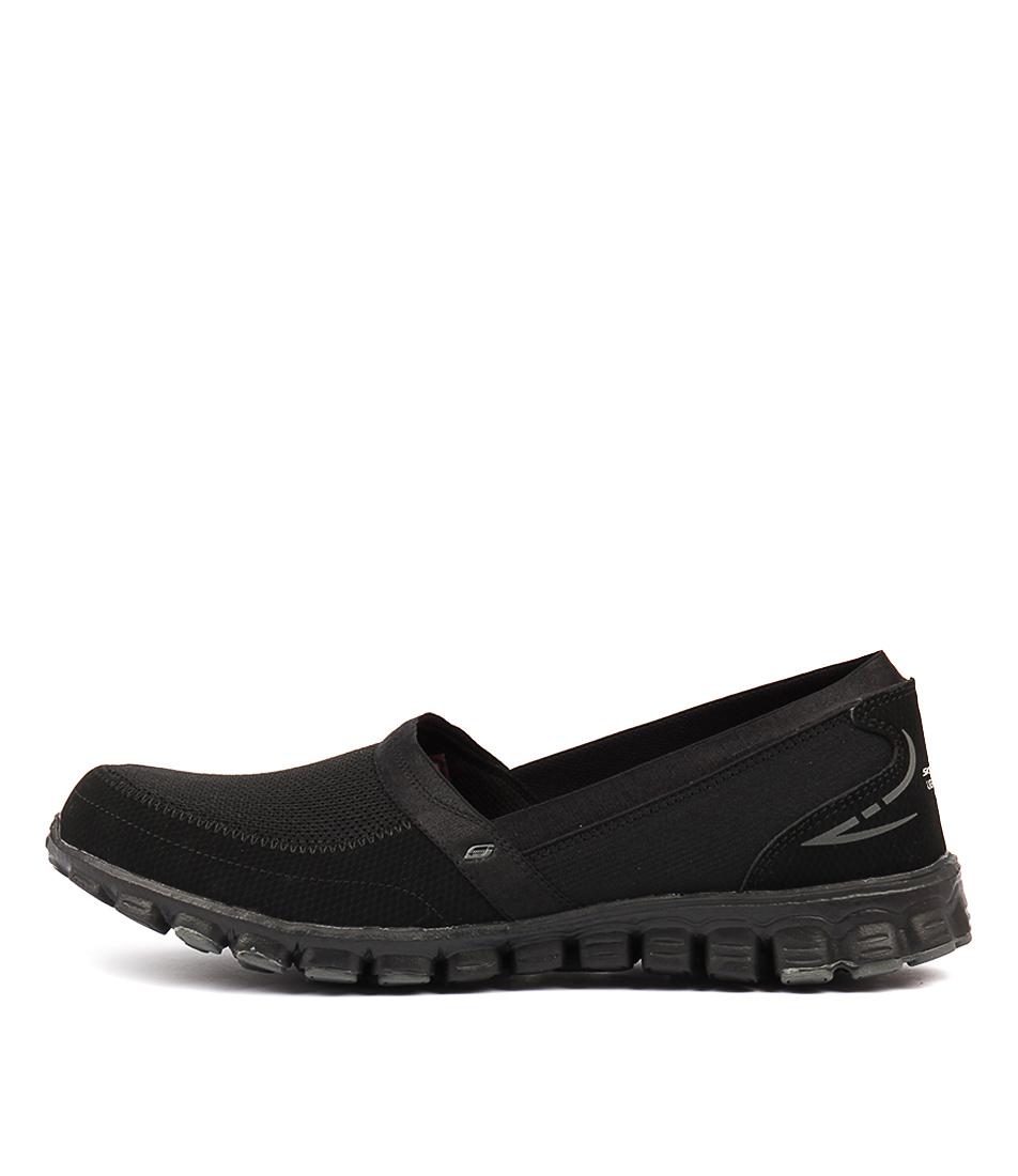 Skechers 22258 Ez Flex Black Sneakers